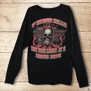 If Speed Kills Then Your Lookin' at a Dead Man Tee